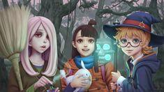 [Little Witch Academia] fanart by Apegrixs.deviantart.com on @DeviantArt