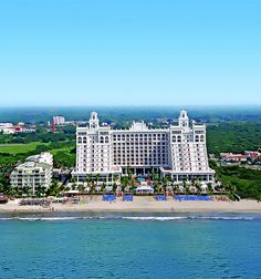 Riu Palace Pacifico - Puerto Vallarta Mexico. Great beach, incredible staff, delicious food, and fun amenities. I definitely want to go back!