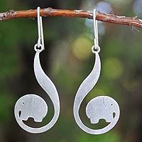Surreal Elephants from @NOVICA, They help #artisans succeed worldwide.