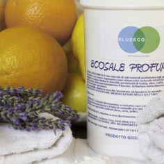 Miscela profumata di sali naturali. Smacchia il bucato e preserva gli elettrodomestici dalle incrostazioni. Sicura al 100% sulla pelle!  http://www.blueeco.it/products-page/ecobucato/ecosale/