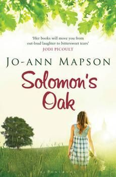New Large Print, 9/14/13. Solomon's Oak by Jo-Ann Mapson | Solomon's Oak is the story of three people who have suffered losses that changed their lives forever: Glory,a young widow who struggles to hold on to her Central California farm; fourteen-year-old Juniper, who arrives on Glory's doorstep, homeless & Joseph a former police officer now disabled and in constant pain, who comes to California to fulfill his dream of photographing the state's giant trees.
