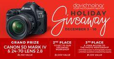 David Molnar - Your Photography Mentor