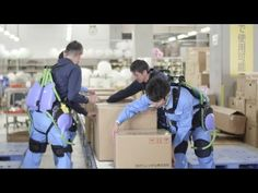 Panasonic Assist Robot - YouTube