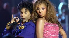 At the 46th Grammy Awards Show in February 2004, she joined Prince on stage to perform a medley of his hits. The singer left the ceremony wi...