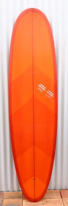 orange surfboards