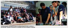 Confraternização e interação de alunos em demonstração durante o evento no ano passado: visitantes conhecerão as atividades de ensino, pesquisa e extensão  http://www.unicamp.br/unicamp/ju/630/abertas-inscricoes-para-upa-2015