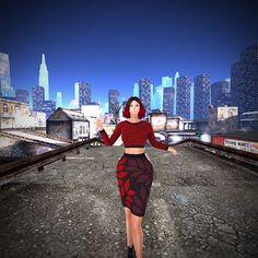 Martinas modeling Journey: [AF] Asunya Long Top and Pencil Skirt Pencil Skirt Dress, Dress Skirt, Long Tops, Modeling, Journey, Skirts, Color, Dresses, Fashion