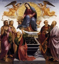 Assumption ~ THE PASSING OF THE BLESSED VIRGIN OUT OF THIS WORLD – St. Alphonsus Liguori