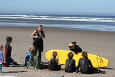 Cannon Beach Surf Shop - Surf Rentals, Surf Lessons, Surfing Gear, and Surfboards in Cannon Beach Oregon