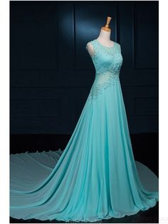 2017 Chiffon Party Dresses Evening Formal Dresses Party Dress For Teens