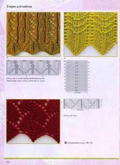 Voor degenen die breinaalden. / Knit / Crochet voor vrouwen sprak. Regelingen van het breien