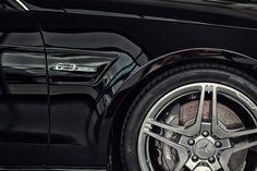 E63 6 Piston Brakes