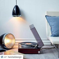 #Repost @herstaldesign with @repostapp  The inspiration for the Lampetta pendant is not hard to see. The shiny ring of chrome and the glass that breaks the light quickly reminds you of a classic Italian scooter. #lightupno #belysning #interior #homedecor #herstaldesign #danishdesign #lamps #lamp #pendant #lampetta #light
