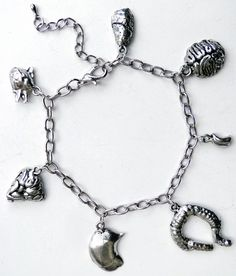 Human Organ Charm Bracelet | Community Post: 18 Macabre Medical Crafts You Can Own