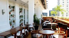 Sky Bar Hotel Pulitzer Buenos Aires