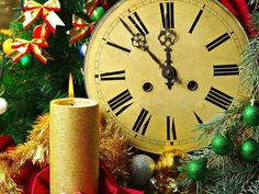 New Year Photos: Happy New Year Photos 2020 Happy New Year Photo, Happy New Year Message, Happy New Year Cards, Happy New Year Wishes, Christmas Clock, Christmas Mood, Christmas Images, Christmas Bulbs, Happy New Year Background
