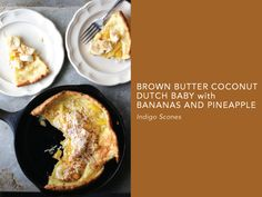 Have you ever made a dutch baby pancake or tried one? I attempted to bake one a few years ago...