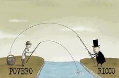 In Italia i poveri impoveriscono ma i ricchi arricchiscono.Allora non è crisi, è speculazione! Ecco perchè http://jedasupport.altervista.org/blog/economia/la-crisi-solo-per-i-poveri-italia/