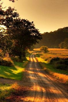 Beautiful Country Road.                                                                                                                                                      More