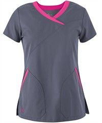Shop at Uniform Advantage for great prices on Barco NRG Scrubs and Barco Medical Uniforms today! Cute Scrubs Uniform, Scrubs Outfit, Beauty Therapist Uniform, Doctor Scrubs, Stylish Scrubs, Medical Uniforms, Medical Scrubs, Scrub Tops, Work Attire