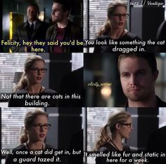 Felicity is the best XD