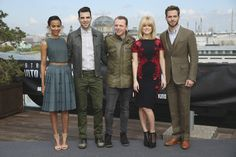 Photocall at China Club on April 28, 2013 in Berlin