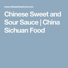 Chinese Sweet and Sour Sauce – China Sichuan Food Sweet N Sour Chicken, Honey Garlic Chicken, Garlic Roasted Broccoli, Almond Flour Cookies, Bourbon Chicken, Homemade Spices, Kitchen Dishes, Filipino Recipes, Spice Mixes