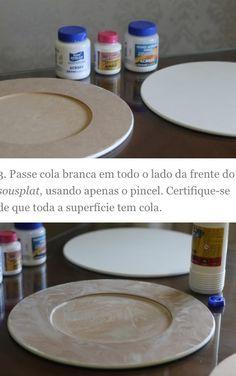 Sousplat* - Acesse: https://pitacoseachados.wordpress.com - https://www.facebook.com/pitacoseachados - #pitacoseachados