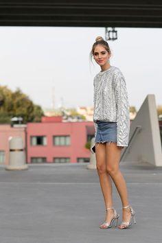 Après New York et Londres, les Fashionistas Ont Débarqué à Milan Jour 3 Chiara Ferragni