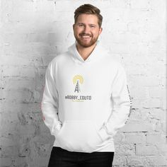 The Bobby Couto Show Official Unisex Limited Sleeve Edition Hoodie Hoodie Sweatshirts, Funny Hoodies, Thug Life, Red Hoodie, White Hoodie, Unisex, The Big Boss, Classic Quotes, Bobby