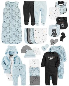 Baby Boy CARMAY15F18 | Carters.com
