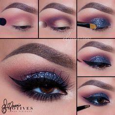 The very talented, Motives Maven, @elymarino gives us this show stopping eye shadow tutorial using Motives Cosmetics.