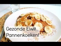 Gezonde Eiwit Pannenkoeken met Griekse Yoghurt - Optima Vita