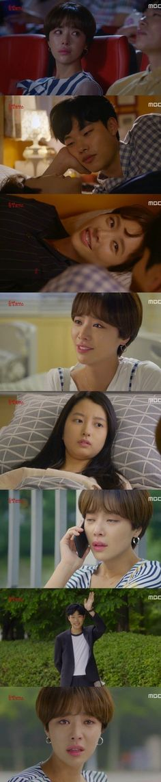 [Spoiler] Added episode 14 captures for the #kdrama 'Lucky Romance'
