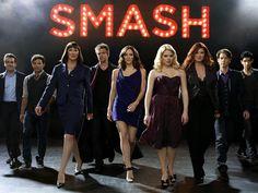 Smash - NBC - love, love love this show