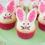 Easy Bunny Cupcakes - Your Cup of Cake