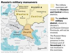 This map shows the massive scale of russias planned fortification russia in the wake of yanukovych running to hmv his masters voice gumiabroncs Image collections