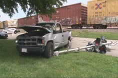 Owensboro man injured after train hits truck - Tri-State News, Weather & Sports