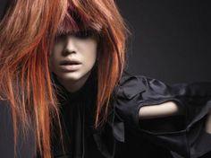 """HEAT"" Stylist Charlotte Mielko Hair/Makeup Nina Larsen and Photographer Sidsel Clement"