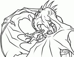 How to Draw Dragon Wings, Step by Step, Dragons, Draw a Dragon, Fantasy, FREE Online Drawing Tutorial, Added by Dawn, June 28, 2013, 10:49:25 am