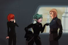 """Imperial AU """"Now listen here agent, if you treat this girl bad on any way for what happened last night, I'll come back personally and rip off your . Now listen agent Star Wars Comics, Star Wars Rpg, Star Wars Fan Art, Star Wars Rebels, Star Wars Clone Wars, Female Stormtrooper, Star Wars Species, Naruto, Character Art"""