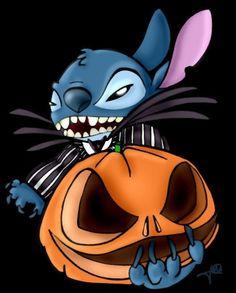 Stitch for Halloween Lilo Stitch, Lelo And Stitch, Lilo And Stitch Quotes, Cute Stitch, Emo Wallpaper, Cute Disney Wallpaper, Cute Cartoon Wallpapers, Ninja Wallpaper, Wallpaper Downloads