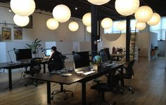 Coworking Space - Gather, New York, USA