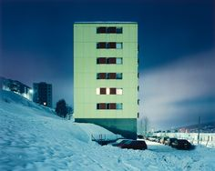 THOMAS FLECHTNER / Works / Colder