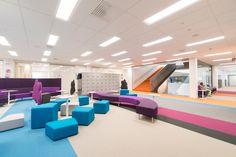 Talvikangas School, Oulu Innovation, Conference Room, School, Table, Inspiration, Furniture, Home Decor, Biblical Inspiration, Decoration Home
