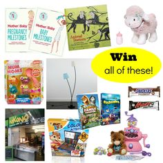 Win 10 fab prizes in my 5th Blogiversary giveaway - ends 31st August 2016 - open to the UK only