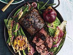 Kersete oor die kole Steak, Beef, Food, Meat, Essen, Steaks, Meals, Yemek, Eten