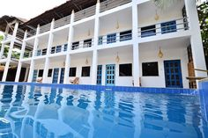 The Mad Monkey is the only large hostel on the island with a wrap around pool, just minutes from the beach and nightlife areas of station 1 and 2