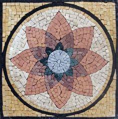 "12x12"" Accent Marble Mosaic Art Tile Home Decor Mozaico"