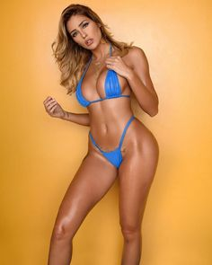 Rene Estella by YasminRenata on DeviantArt Bikini Modells, Bikini Babes, Bikini Girls, Bikinis, Swimsuits, Swimwear, Hot Girls, Sexy, Instagram